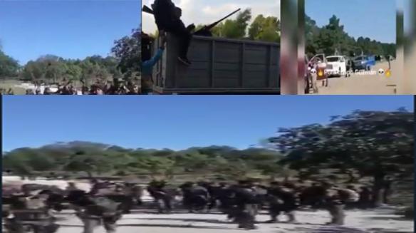 VIDEO.- Este es el ejercito privado de Sicarios del Mayo Zambada y el poder de los Chapitos en Video, el Cártel de Sinaloa sigue más vivo que nunca