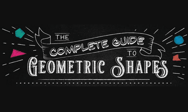 The Complete Guide to Geometric Shapes #infographic