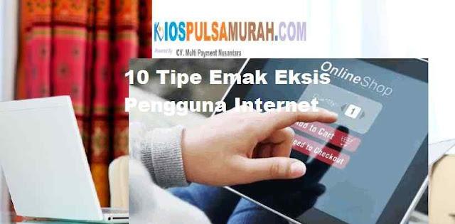 10 Tipe Emak Eksis Pengguna Internet