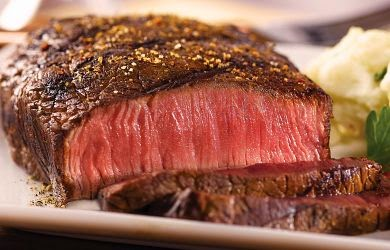 Grilled Sirloin Steak Recipe