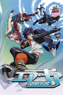 Air Gear Legendado