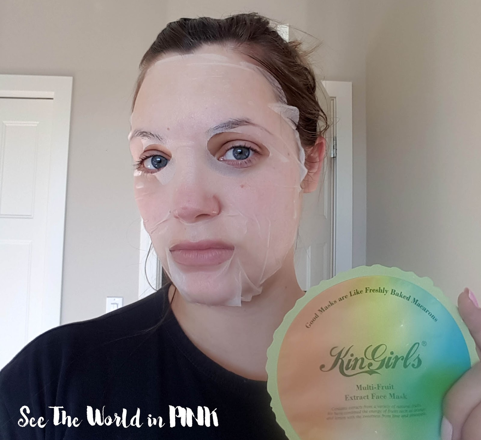Mask Wednesday - KinGirls Mask Reviews + $5 Off Coupon Code At Beautibi!