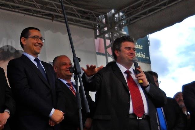Nechifor se pregătește să dezerteze la Partidul Pro România
