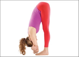 Easy and Effective Yoga Poses to Sleep Fast - Forward Bend Yoga