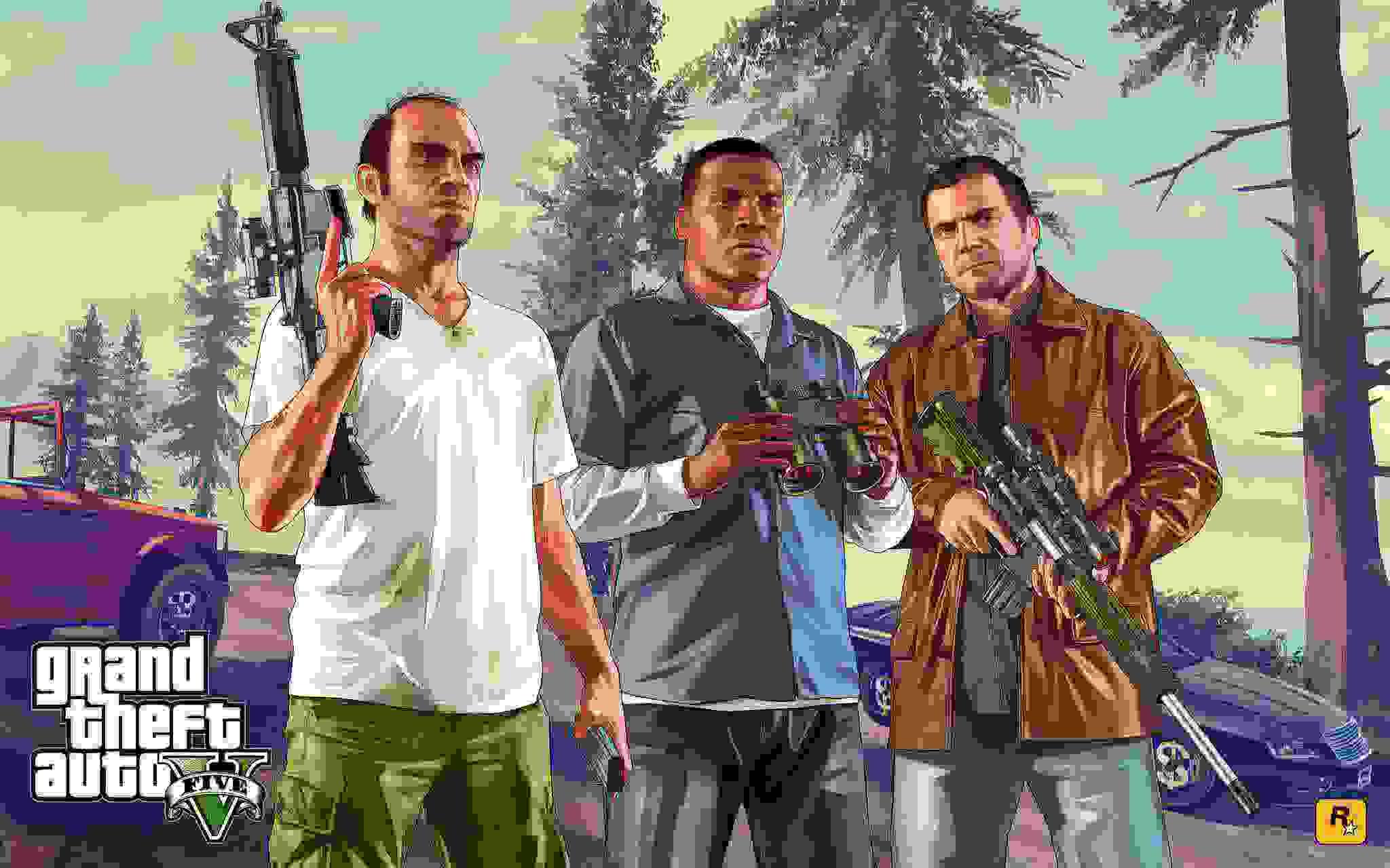 Grand Theft Auto V 2012 (73 million+)