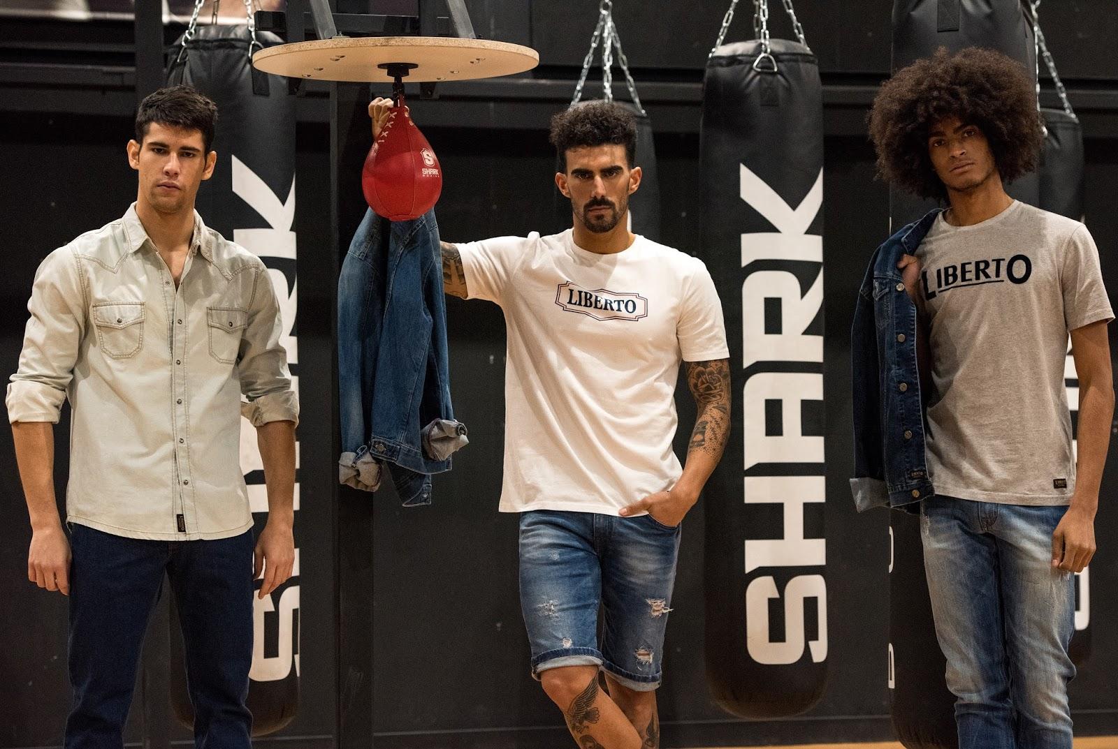 Buenos Liberto presenta campaña SS 2017 en el ring