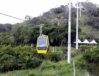 Teleférico é inaugurado em Bonito - PE