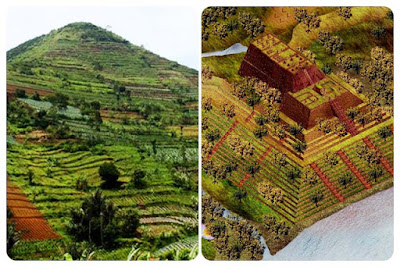 Berita Misteri - Situs Megalitikum Gunung Padang, Cianjur-Indonesia