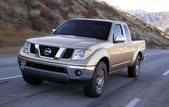 2005 NISSAN FRONTIER XE 2WD