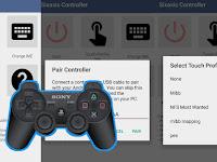 Tutorial Bermain Game Android Menggunakan Stik PS3