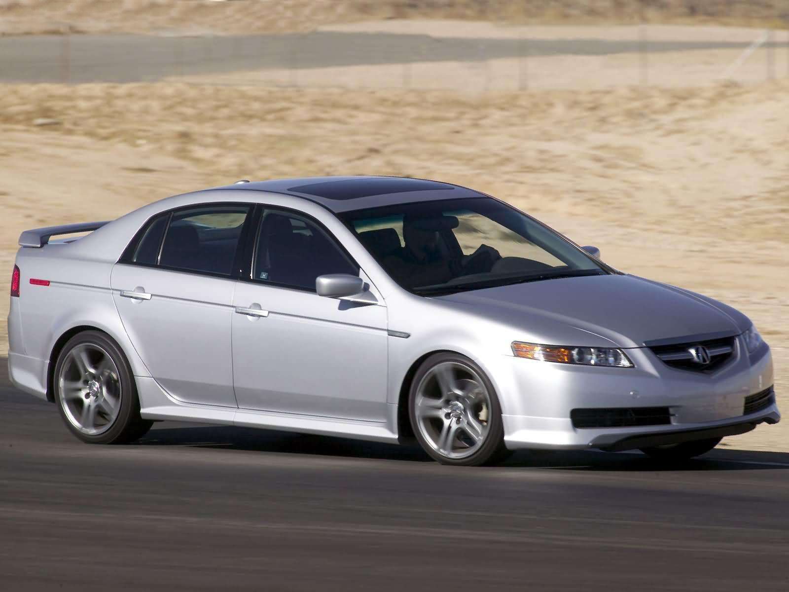 Acura Tl Wheels >> ACURA TL with ASPEC Performance Package 2004