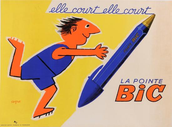 Bic ad 1952