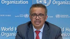 رئيس منظمة الصحة العالمية يقول قد ينتهي فيروس كورونا في غضون عامين - موقع عناكب الاخباري