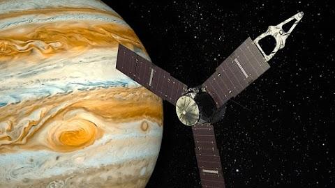 Frontális bolygóütközés lehet a magyarázata a Jupiter különös magjának