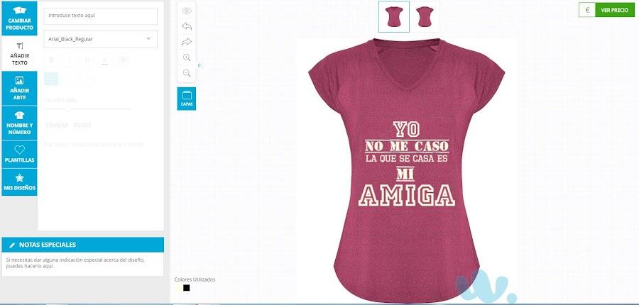 cómo crear camisetas personalizadas