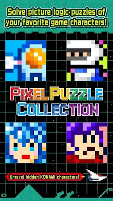 PIXEL PUZZLE COLLECTION Free Android Game on Apcoid.com