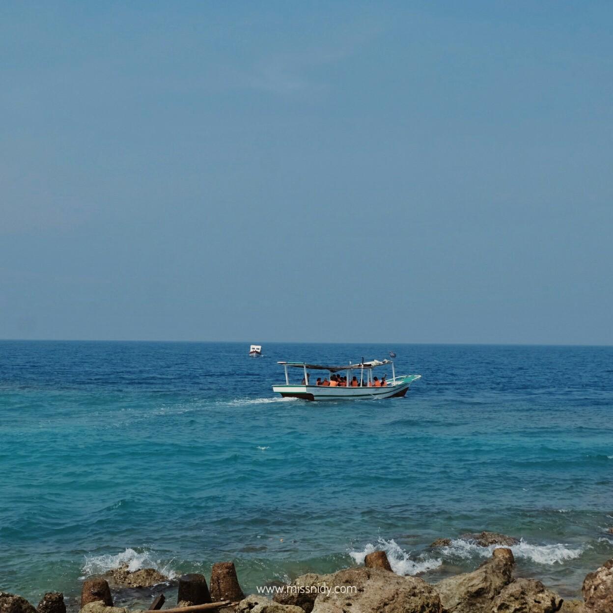 harga snorkeling di pulau pari