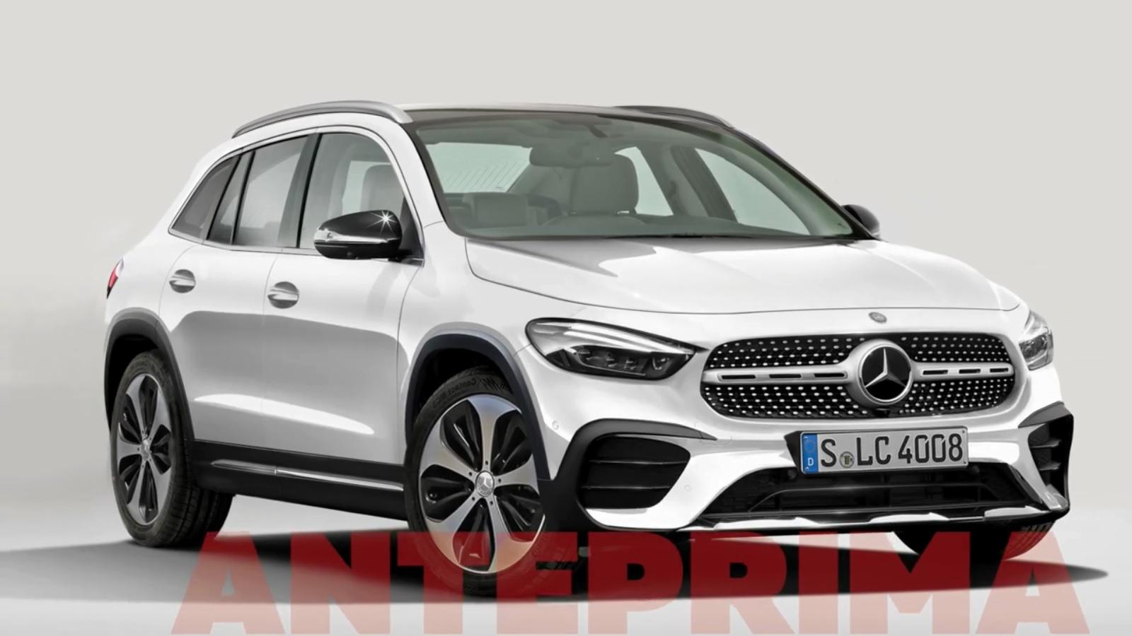 2020 - [Mercedes] GLA II - Page 4 27