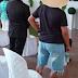 Vereador de Areia toma posse vestido de short, camiseta e de chinelo
