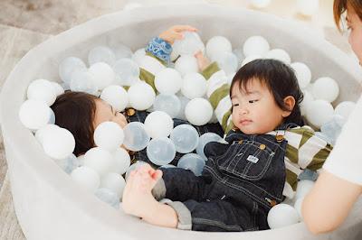 沖縄 家族写真 フォトスタジオ おしゃれ