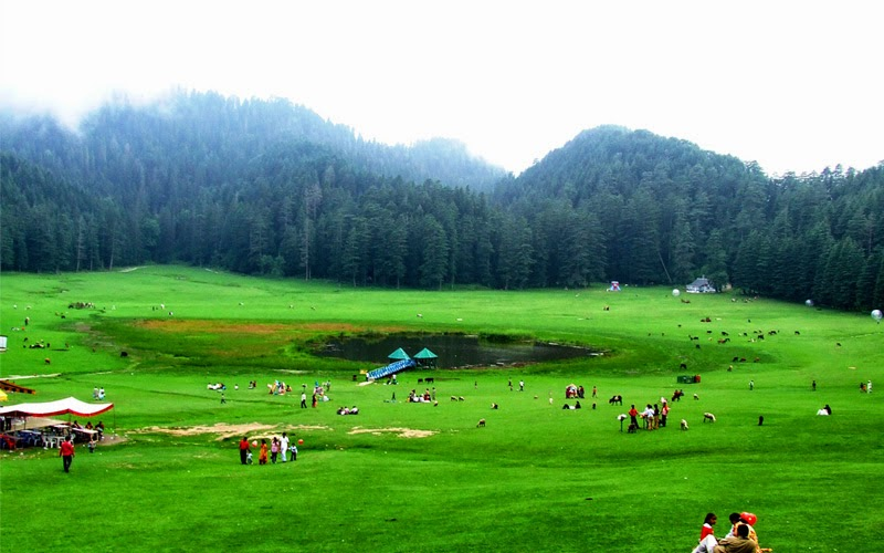 Sylvan Glade at Khajjiar