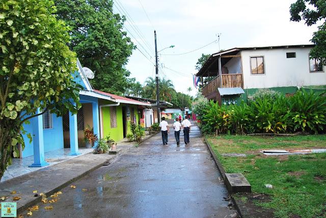 Pueblo de Tortuguero, Costa Rica