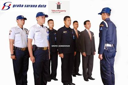 Lowongan Kerja Pekanbaru : PT. Graha Sarana Duta (Telkom Property) Agustus 2017
