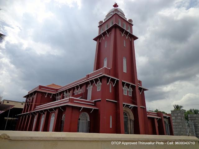 Thiruvallur Plots - © IndiaProperty365.com