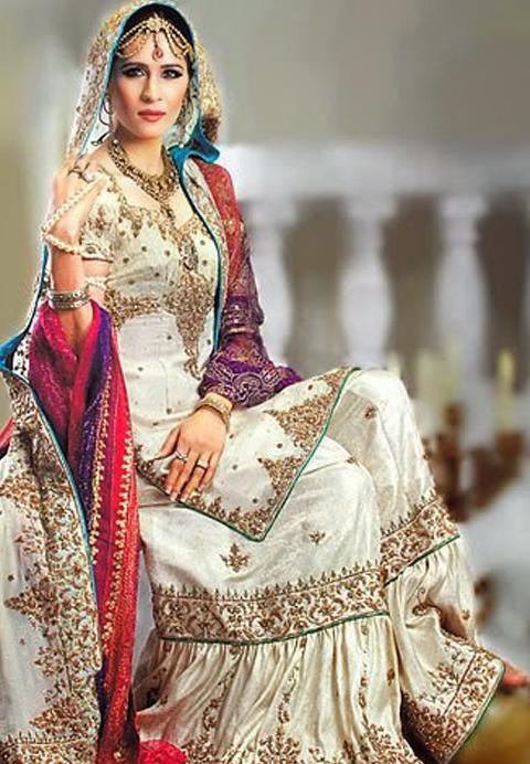 busana muslim gaya india