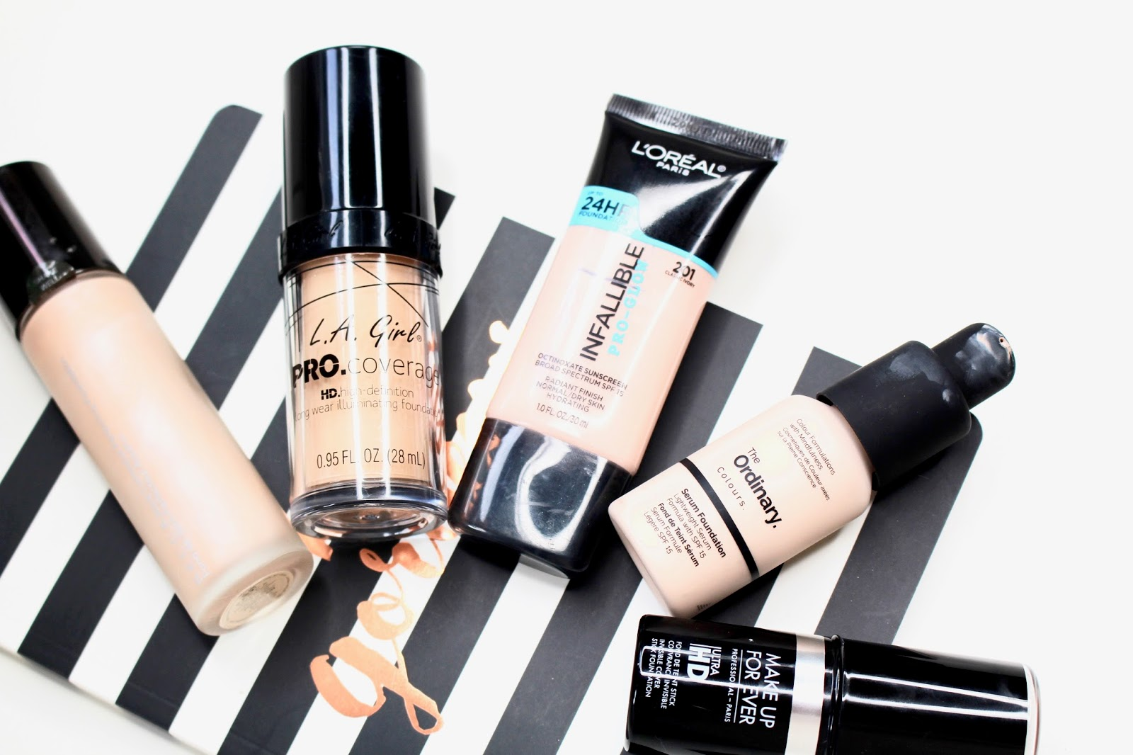 Foundation For Dry Mature Skin