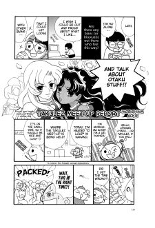 TakuLez Meet-Up Report Manga