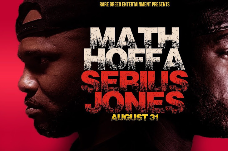 Math Hoffa vs Serious Jones Face-Off Part 3