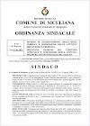 Ordinanza Sindacale del 17 Gennaio 2021
