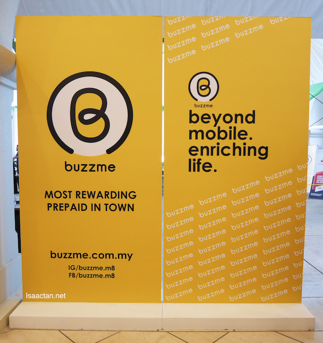 Buzzme, beyond mobile, enriching life
