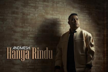 Lirik Lagu  Andmesh - Hanya Rindu