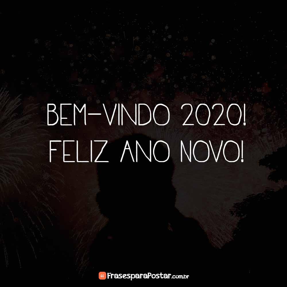 Frase de Ano Novo