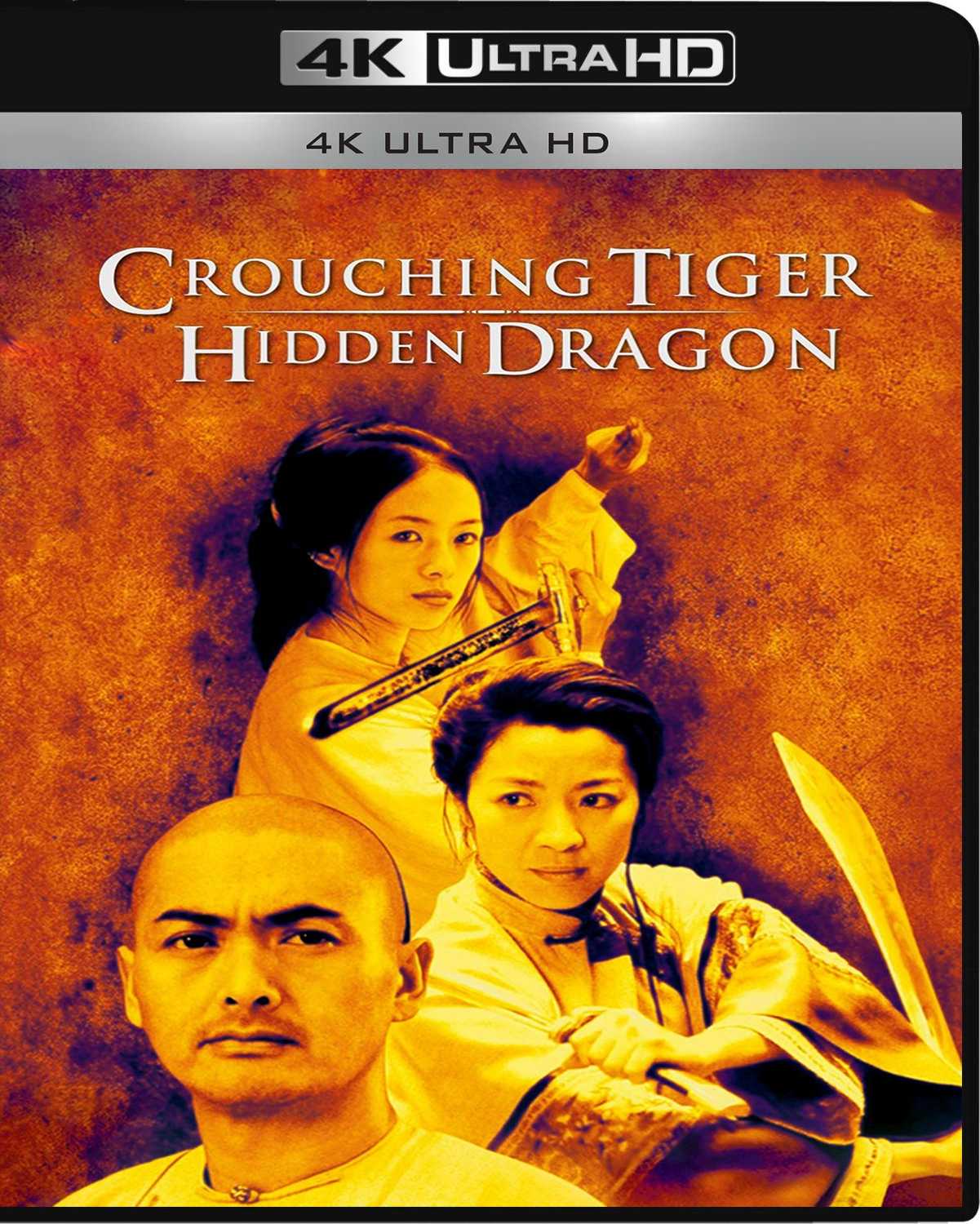 Crouching Tiger, Hidden Dragon [2000] [UHD] [2160p] [Latino]