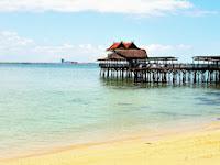 Wisata di Pulau Khayangan