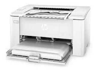 Picture HP LaserJet Pro M102w Printer