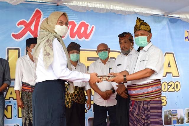 Lotim terima bantuan Rp 3,8 milyar untuk 11 desa