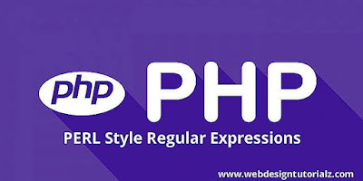 PERL Style Regular Expressions
