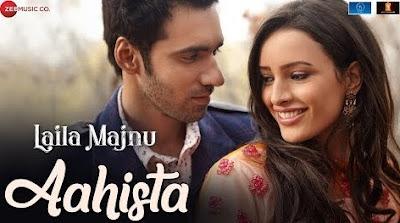 Aahista song Lyrics Hindi !! Arijit Singh !!Jonita Gandhi !!