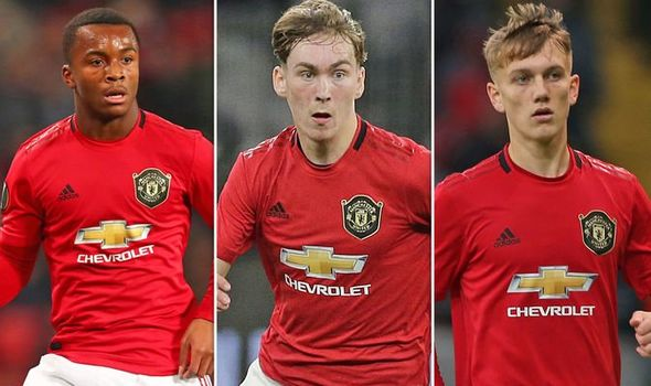 Manchester United to send this Four Young star on loan next season