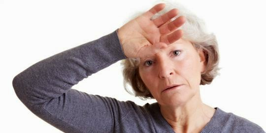 Keputihan pada wanita menopause