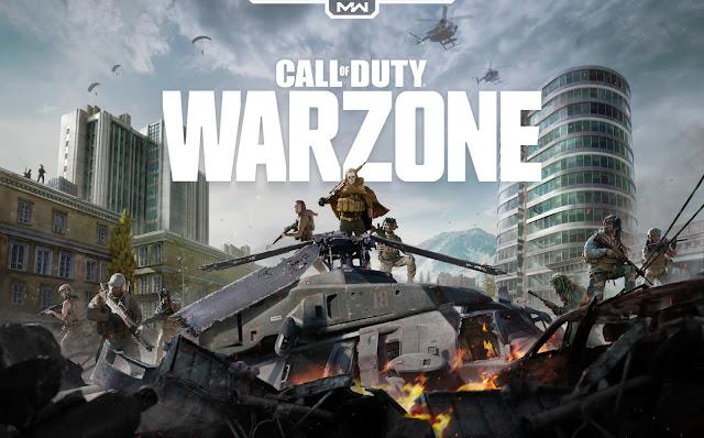 تحميل لعبة كول اوف ديوتي ور زون الجديدة CALL OF DUTY WARZONE للكمبيوتر