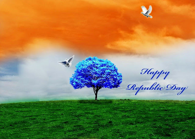 Happy Republic Day Greetings for Facebook 2019