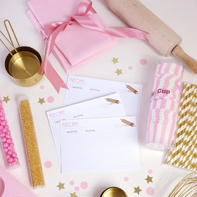 DIY Gift Idea for The Baker in Your Life with Free Printables
