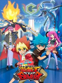 Assistir Yu-Gi-Oh! Sevens (2020) Online
