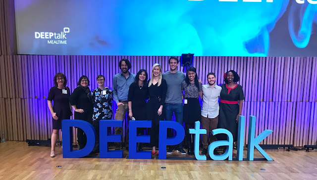 #DEEPtalk Mealtime Event, Copenhagen 2018
