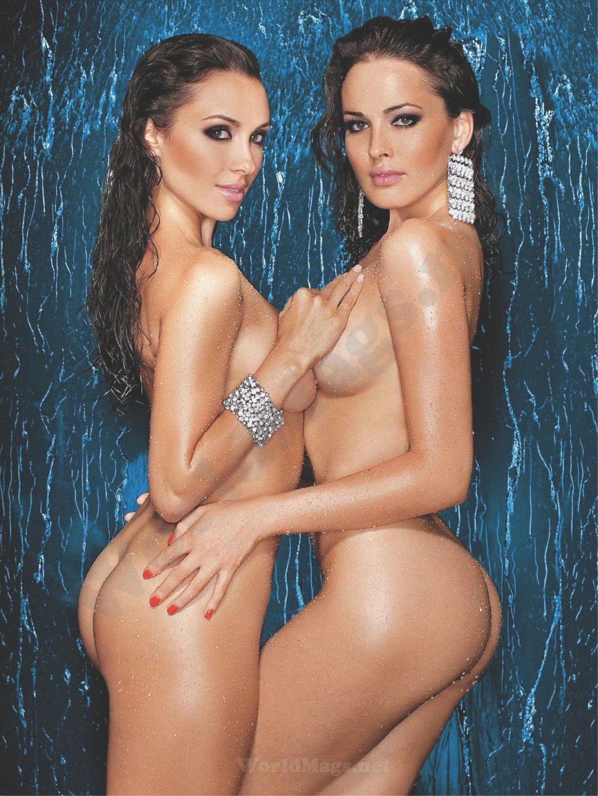 Dasha Astafieva Nude Pics Top dasha astafieva & anastasia kumeyko on the cover of playboy
